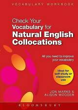 Check Your Vocabulary for Natural Collocations: All you need to-ExLibrary