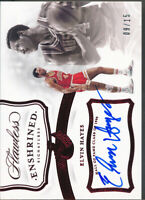 2019-20 Panini Flawless Enshrined Signatures Ruby #ES-EHY Elvin Hayes Auto /15