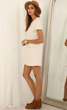 Linen Hand-wash Only Shirt Dresses
