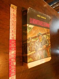 LIBRO: La rivolta dell'Elsilor -Jack London -Editore: Bietti