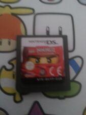 Nintendo  DS  Video game LEGO NINJAGO   FREE POSTAGE 3DS DSI
