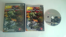 JUEGO COMPLETO APACHE HAVOC ENEMY ENGAGED PC CD-ROM ORDENADOR CASTELLANO
