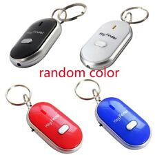Wireless Whistle Key Finder Flash Respons Remote Control Locator Alarm Keyring