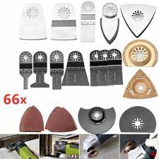 66 Tlg Multifunktionswerkzeug Zubehör Für Fein Bosch Makita Multitool-Werkzeug