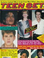 Teen Set Mag Michael Jackson Duran Duran Rob Lowe December 1984 092319nonr