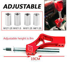 Adjustable Height Lever Extension For Shift Knob Adapter M8/M10/M12x1.25,M10x1.5