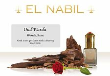 Oud Warda - El Nabil Musc Luxury Atar Oil Perfume Roller Free From Alcohol