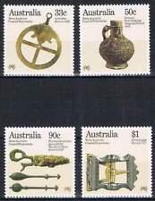 Australië postfris 1985 MNH 951-954 - Coastal Shipwrecks