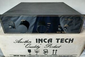 Inca Tech The Claymore Stereo Integrated Amplifier