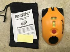 Johnson Level 30' Lasermouse Level Model 9250