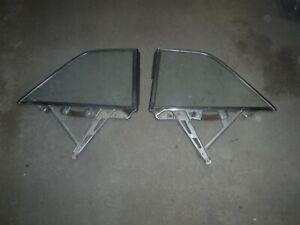 1962,63,64 Chevrolet Impala, Buick, Pontiac, Olds 2 DR HDTP 1/4 Window Frames
