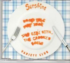 (EW228) Sunshine Variety Club, The Girl With The Crooked Smile - 2005 CD
