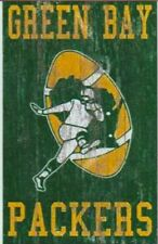 Fridge / Tool Box Magnet - NFL Green Bay Packers Vintage Retro
