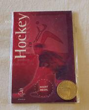 Hockey Sydney 2000 Olympic Games Shell Commemorative Medallion New