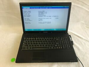 Lenovo G560 Pentium P6200 @ 2.13GHz 4GB 320GB (No PS or OS*)