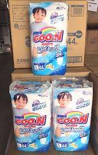 GOON Japanese Nappy Boy Pants Japan Version Size L (9~14kg) 44pcs Carton #39199