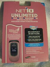 SAMSUNG T245G NET 10 UNLIMITED BRAND NEW AND SEALED