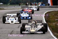 Jody Scheckter Wolf WR1 Winner Canadian Grand Prix 1977 Photograph 3