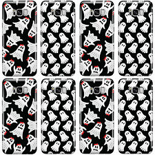 DYEFOR HALLOWEEN GHOSTS COLLECTION PHONE CASE COVER FOR SAMSUNG GALAXY PHONES 2