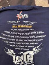 More details for v festival oasis t shirt 10th anniversary .