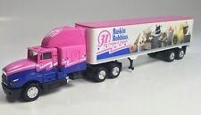 "Herpa Promotex 1/87 HO BASKIN ROBBINS Kenworth Semi Tractor / Trailer 8"" Plastic"