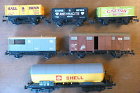 Lima O Gauge Wagons --- 15% DISCOUNT on Last Two**