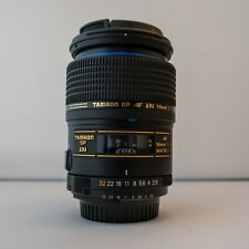 Tamron AF 90mm f/2.8 Di SP AF/MF 1:1 272E Macro Lens for Nikon. mint condition.