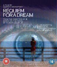 Requiem for a Dream Blu-ray DVD Region 2
