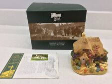 Lilliput Lane - Little Dog Lost- Includes deed and original box.