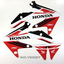 Factory Effex EVO 14 Graphics Shrouds Honda CRF 450 CR450F CRF450 R 05 06 07 08