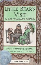 Little Bears Visit (An I Can Read Book) by Else Holmelund Minarik
