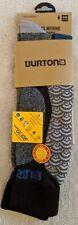 NEW BURTON Merino Phase Socks Lightweight Wool Ski Snowboard Winter Women's S/M