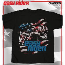 Easy Rider Wyatt and Billy Americana T-Shirt Medium