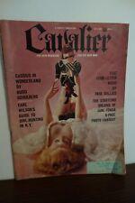 Cavalier Magazine July 1964 Cassius In Wonderland, Dream World of Jane Fonda