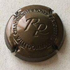 10. estampée gris Capsule de Champagne PRIOUX Roger