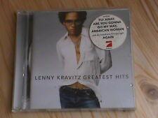 LENNY KRAVITZ - GREATEST HITS  *Virgin v. 2000  EAN 724385031625*   MINT