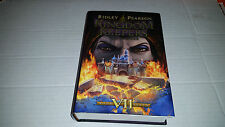 Kingdom Keepers VII: The Insider by Ridley Pearson (2014) SIGNED 1st/1st