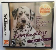 Nintendogs Dalmatian & Friends (Nintendo DS, 2006) Brand New Sealed