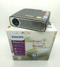 PHILIPS PicoPix PPX4835 HD 1280x720 DLP Led Projector 350 lumens - Wifi - Boxed