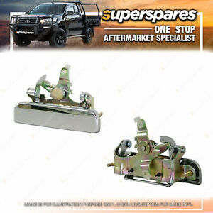 Superspares Tail Gate Handle for Ford Courier PE - PH 1999 - 2006