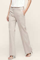 BNWT REISS Incredibly Stylish Wide Leg Ladies Trouser RRP £150 Now £29 SAVE £121