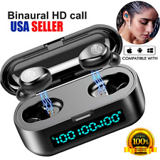 Audifonos Auriculares Bluetooth Touch para iPhone Samsung Lg Android HD 2020 US