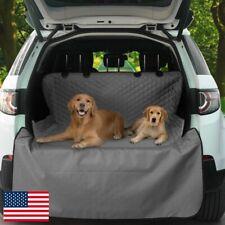 New listing New Waterproof Car Rear Back Seat Cover Pet Dog Protector Boot Mat Liner Hammock