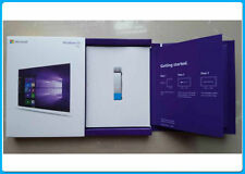 Genuine Sealed Boxed Microsoft Windows 10 Pro Professional Retail | USB 32/64Bit
