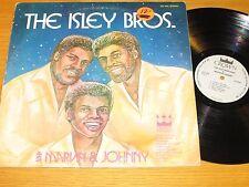 R&B LP - ISLEY BROS / MARVIN & JOHNNY - CROWN 643