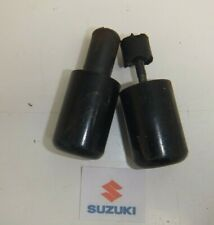 SUZUKI GSF600 GSF 600 BANDIT HANDLEBAR END WEIGHTS BAR END WEIGHTS 2000 - 2002