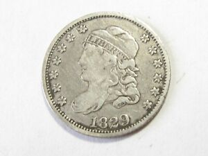 1829 Capped Bust Half Dime - #9609
