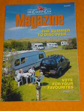 CARAVAN CLUB - TOP CLUB SITES - May 2003