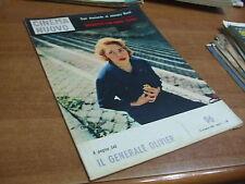 CINEMA NUOVO n.96 del 1956 in copertina Carla Del Poggio