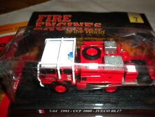 Del Prado Mundo Fuego Motores-Francia CCF 2000 Iveco 80 - 17 En Caja Issue 7